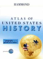 Cover image for Atlas of United States history.
