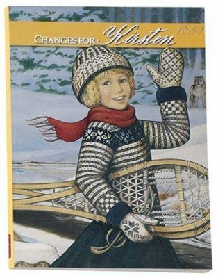 Cover image for Changes for Kirsten : a winter story