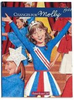 Cover image for Changes for Molly : a winter story