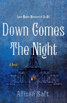 Cover image for Down comes the night