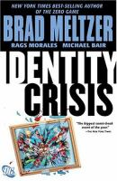 Cover image for Identity crisis