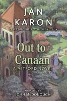 Cover image for Out to Canaan