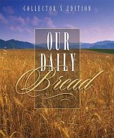 Cover image for Our daily bread