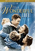 Cover image for Frank Capra's It's a wonderful life