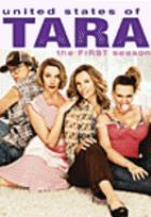 Cover image for United States of Tara. The first season