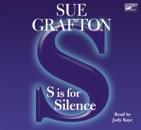 """Cover image for """"S"""" is for silence"""