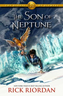 Cover image for The son of Neptune