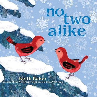 Cover image for No two alike