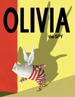 Cover image for Olivia the spy