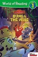 Cover image for Bunga the wise