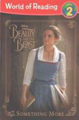 Cover image for Beauty and the Beast : something more