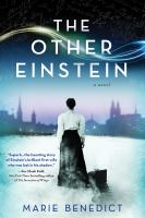 Cover image for The other Einstein : a novel / Marie Benedict.