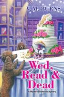 Cover image for Wed, read & dead