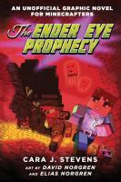 Cover image for Ender eye prophecy