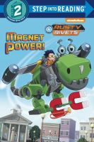 Cover image for Magnet power!
