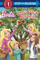 Cover image for Let's pick apples!
