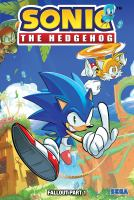 Cover image for Sonic the hedgehog : fallout. Part 1