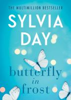 Cover image for Butterfly in frost