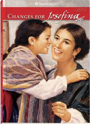 Cover image for Changes for Josefina : a winter story