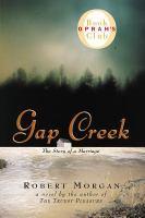 Cover image for Gap Creek : a novel