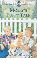 Cover image for Molly's puppy tale