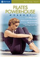 Cover image for Pilates powerhouse workout