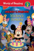 Cover image for Mickey's birthday