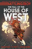 Cover image for The fall of the house of West