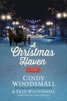 Cover image for A Christmas haven