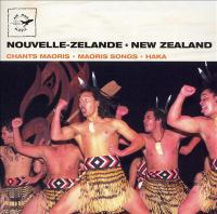 Cover image for New Zealand: Maoris songs