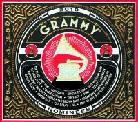 Cover image for Grammy nominees 2010.