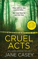 Cover image for Cruel acts
