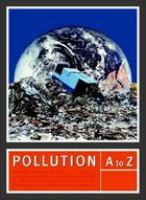 Cover image for Pollution a to z