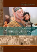 Cover image for Encyclopedia of African-American culture and history the Black experience in the Americas