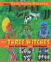 Cover image for The three witches