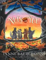 Cover image for Nuts to you