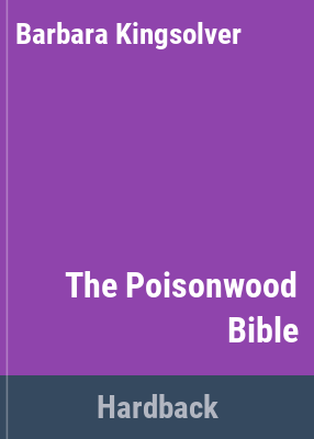Cover image for The poisonwood Bible : a novel