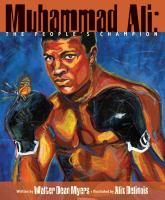 Cover image for Muhammad Ali : the people's champion