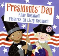 Cover image for Presidents' Day