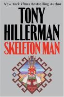 Cover image for Skeleton man