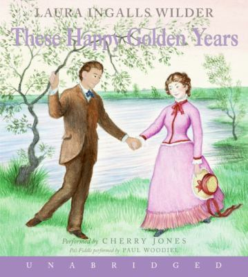 Cover image for These happy golden years