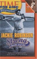 Cover image for Jackie Robinson : strong inside and out
