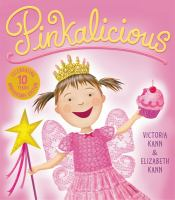 Cover image for Pinkalicious
