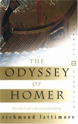 Cover image for The Odyssey of Homer