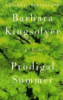 Cover image for Prodigal summer : a novel