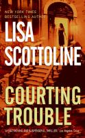 Cover image for Courting trouble