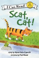Cover image for Scat, cat!
