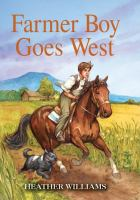 Cover image for Farmer boy goes west