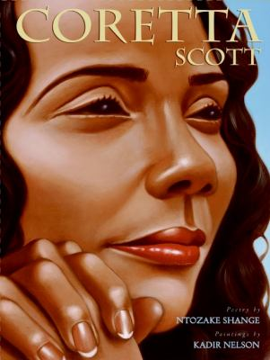 Cover image for Coretta Scott