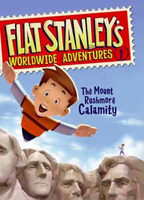 Cover image for The Mount Rushmore calamity